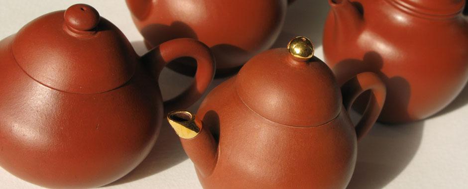 Antique Zisha Teapots